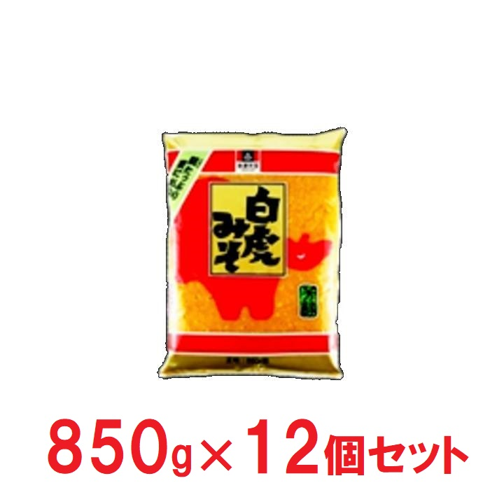 福島【会津天宝】白虎みそ×12の商品画像