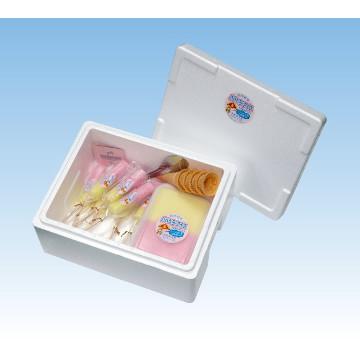 [秋田]進藤冷菓 ババヘラアイス&キャンデーセットの商品画像