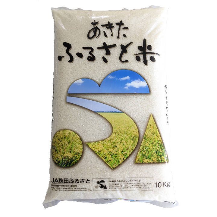 新米[秋田]あきたふるさと米 10㎏の商品画像