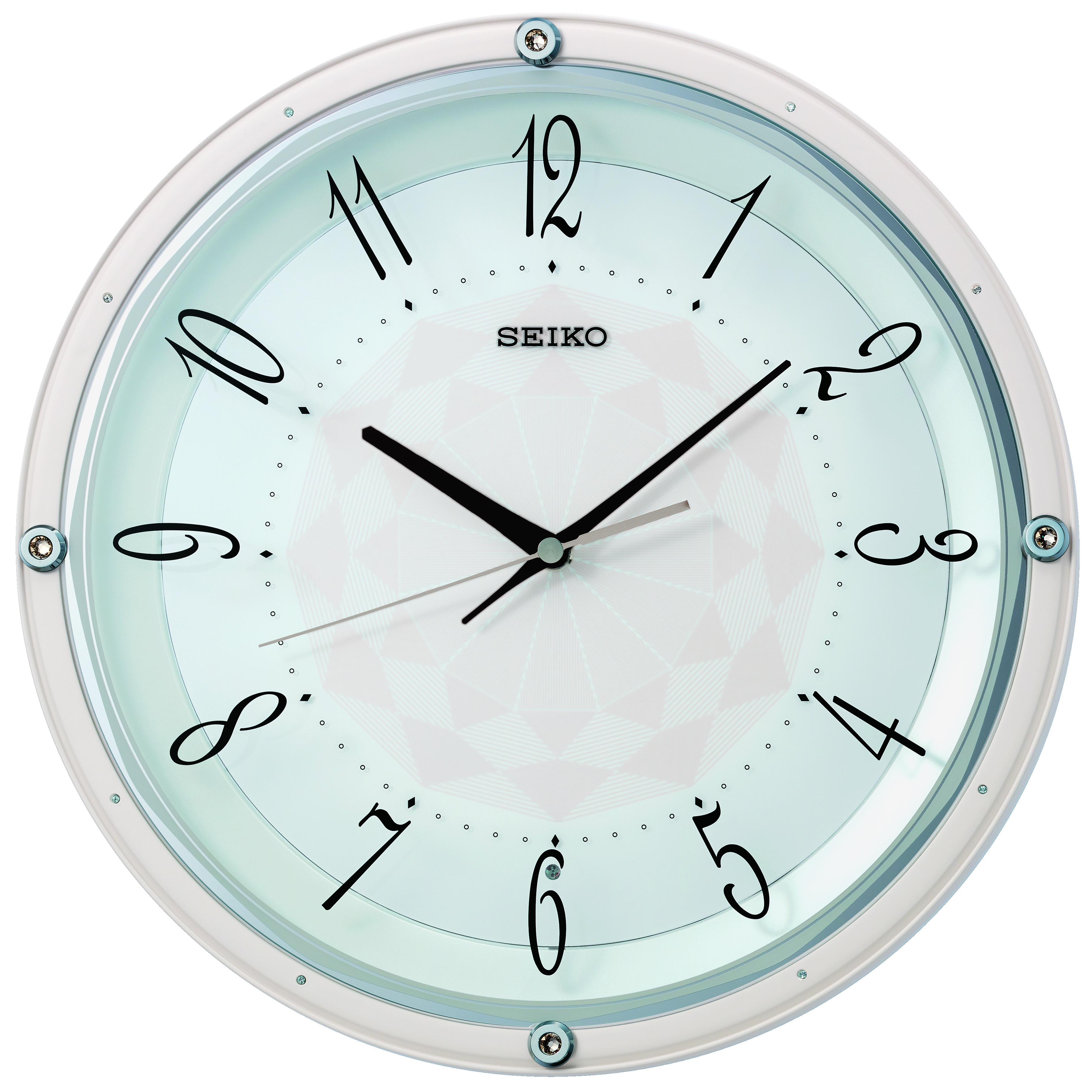 [セイコークロック] 電波掛時計 KX257Pの商品画像