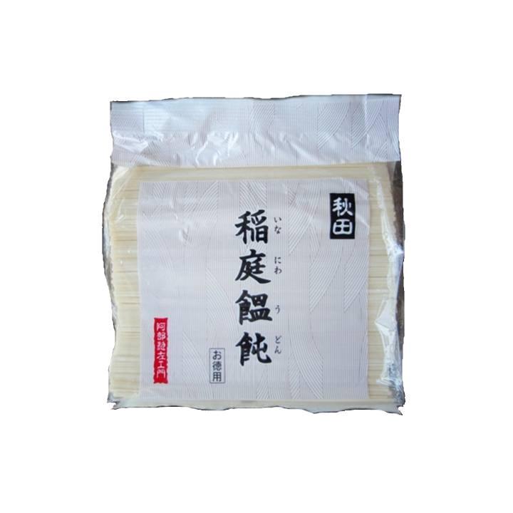 [秋田]阿部惣左ェ門饂飩本舗 稲庭うどん の商品画像