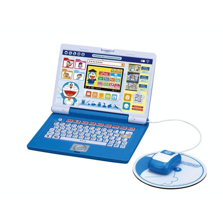 [バンダイ]ドラえもんステップアップパソコンの商品画像