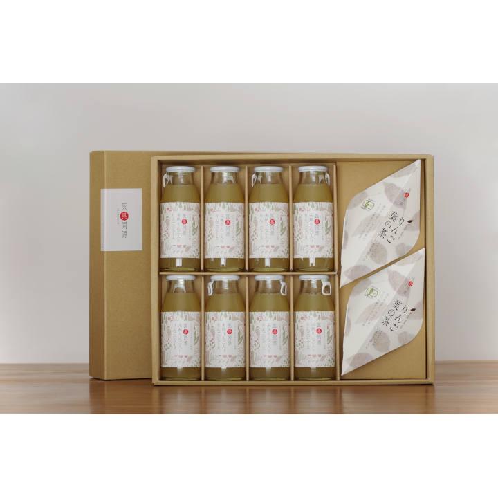 [青森]医果同源りんご機能研究所 りんご葉の茶ギフトセットの商品画像