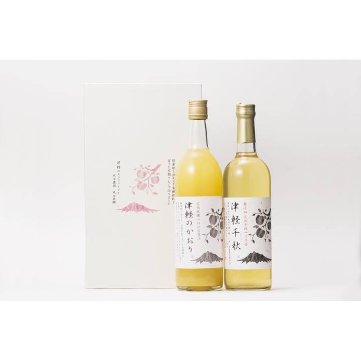 [青森]成田農園 ジュース詰合せ Sセットの商品画像