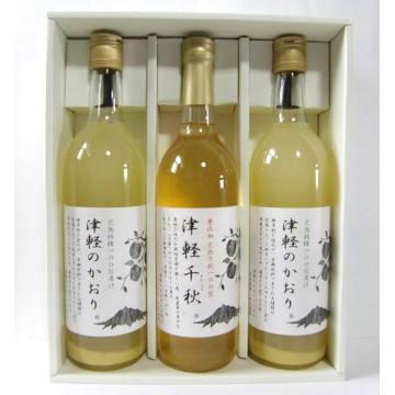 [青森]成田農園 ジュース詰合せ Mセットの商品画像