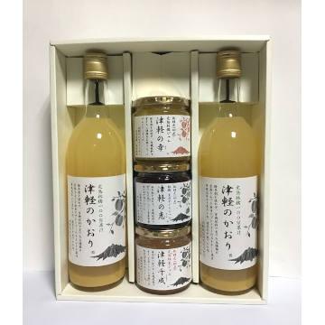 [青森]成田農園 りんご加工品 Bセットの商品画像