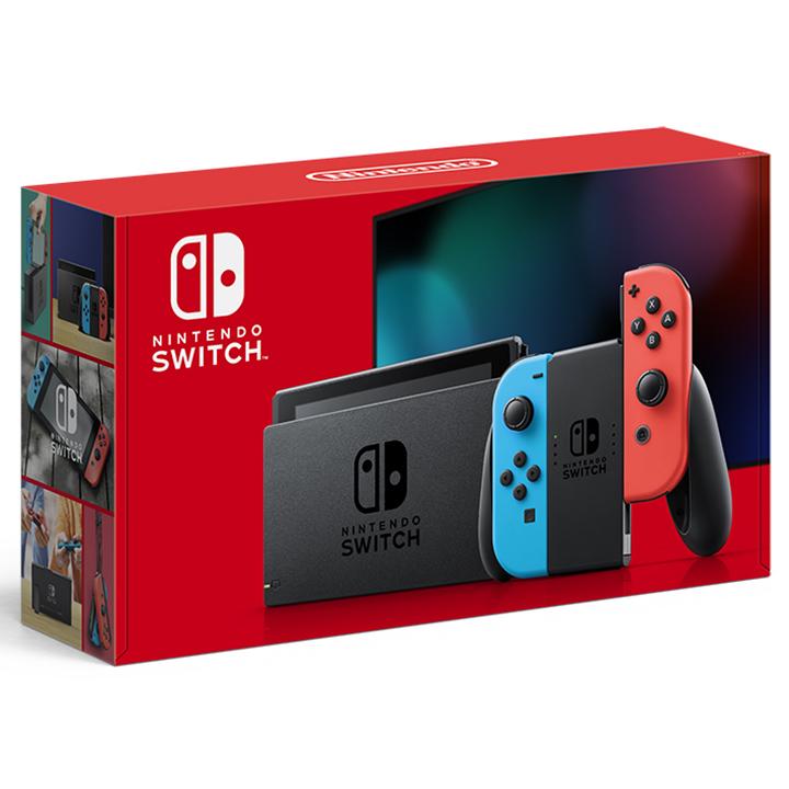 [任天堂]Nintendo Switch Joy-Con(L) ネオンブルー/(R) ネオンレッドの商品画像