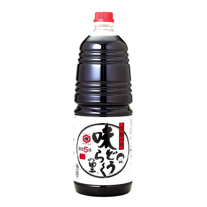 秋田【東北醤油】キッコー姫 味どうらくの里 1.8Lの商品画像
