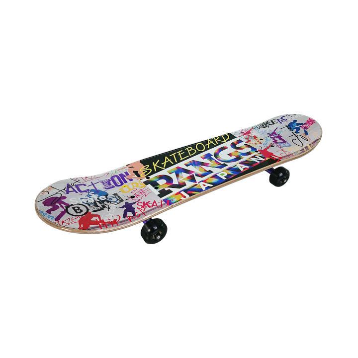 [ラングスジャパン]ラングスR1スケートボード パープル*外遊び用の商品画像 (2)