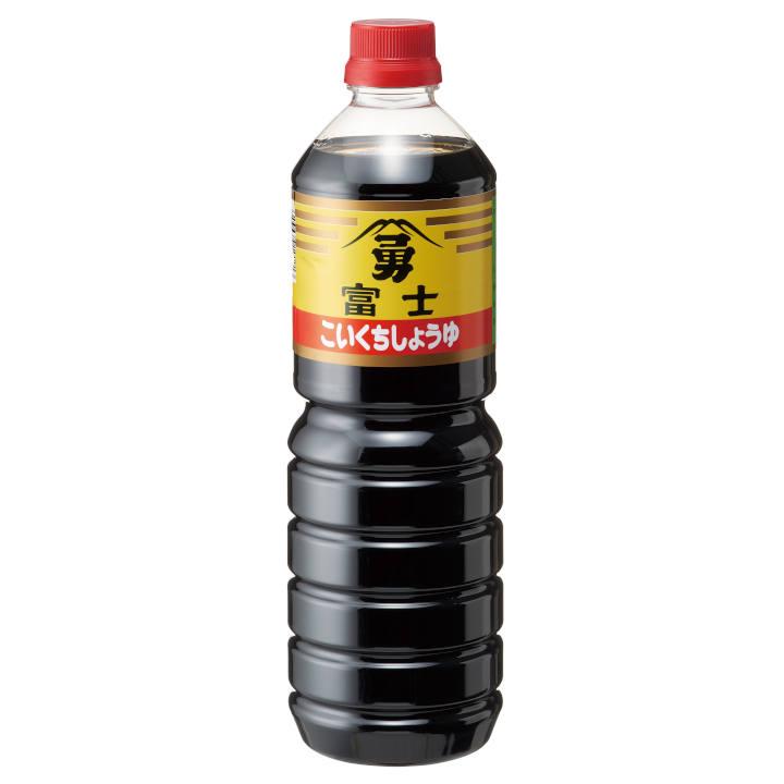 [岩手]藤勇醸造 富士醤油 1Lの商品画像