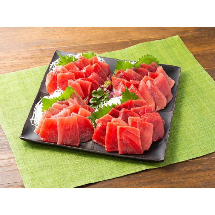 [岩手]濱幸水産㈱赤身食べ比べセットの商品画像 (2)