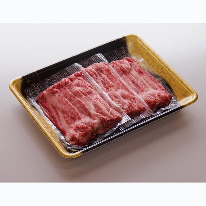 [岩手]㈲前沢牛オガタ 前沢牛薄切りの商品画像