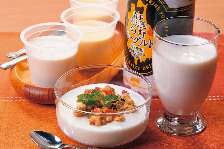 おおのミルク村北三陸乳製品セット【送料込】の商品画像