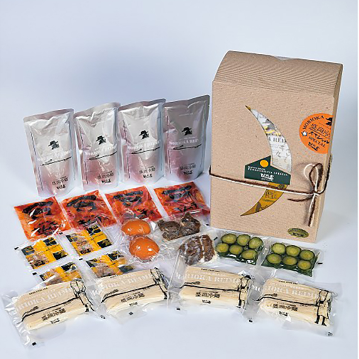 ぴょんぴょん舎盛岡冷麺スペシャル4食セットの商品画像