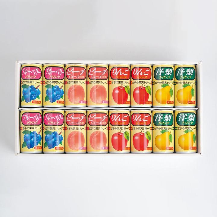 岩手ドリンクセット 16缶入【送料込】の商品画像