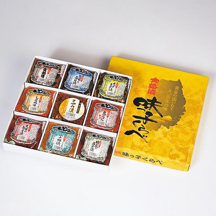 味っこくらべ 9種詰合【送料込】の商品画像