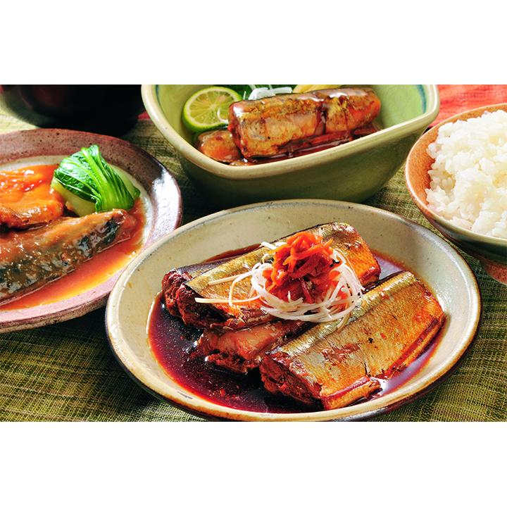 岩手[小野食品㈱]「三陸おのや」やわらか煮魚セット【送料込】の商品画像