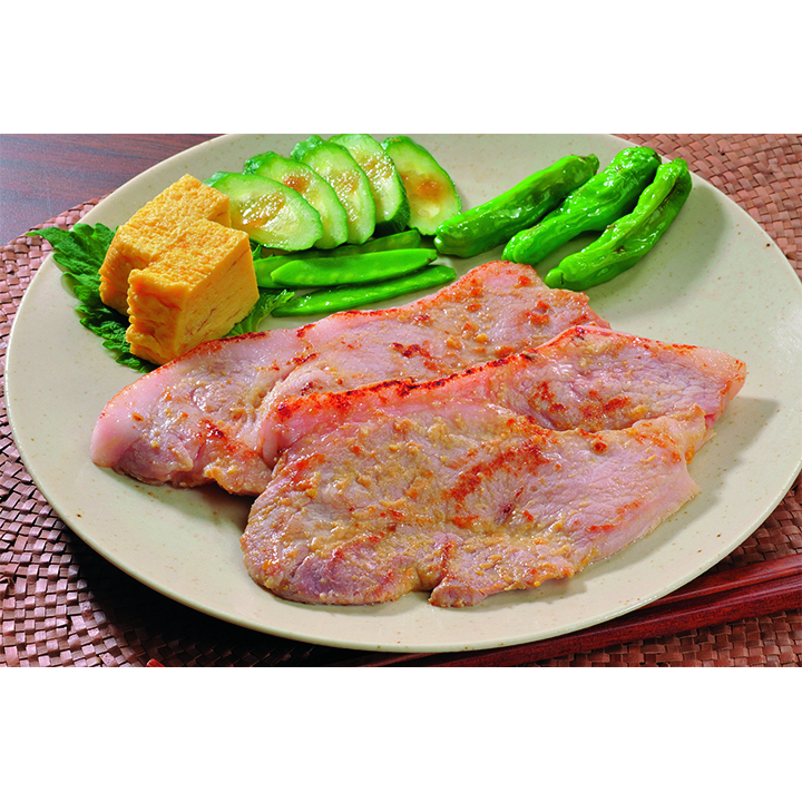 [㈱きむら]白金豚もも西京味噌漬【送料込】の商品画像