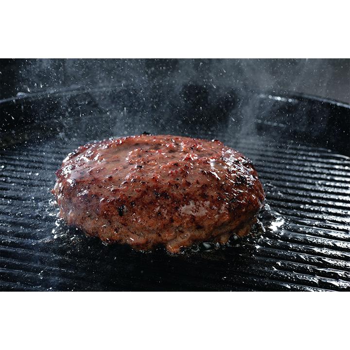 [(有)トゥレイス]鉄板焼き香月の極・塩ハンバーグ前沢牛100% 【送料込】の商品画像