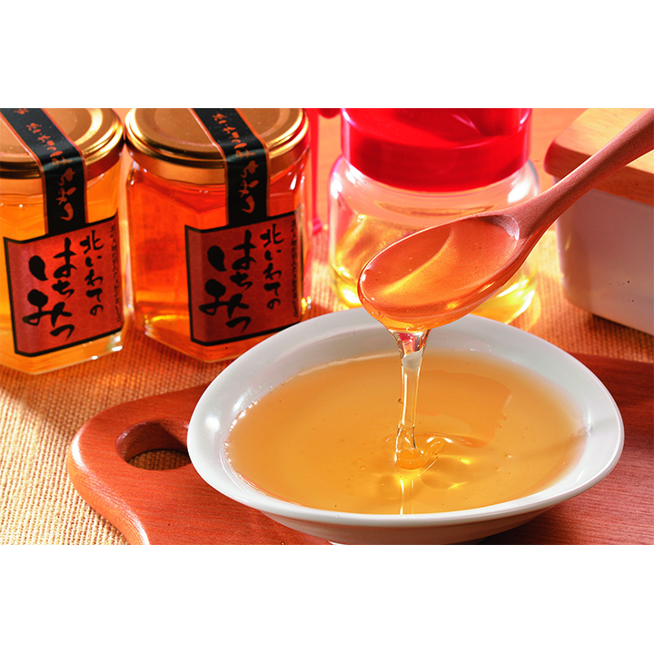 [二戸ふるさと振興㈱]北いわての蜂蜜食べ比べ【送料込】の商品画像