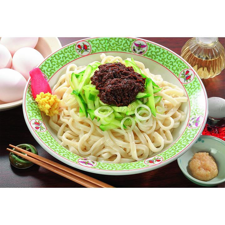 [白龍]白龍 じゃじゃ麺 4食【送料込】の商品画像