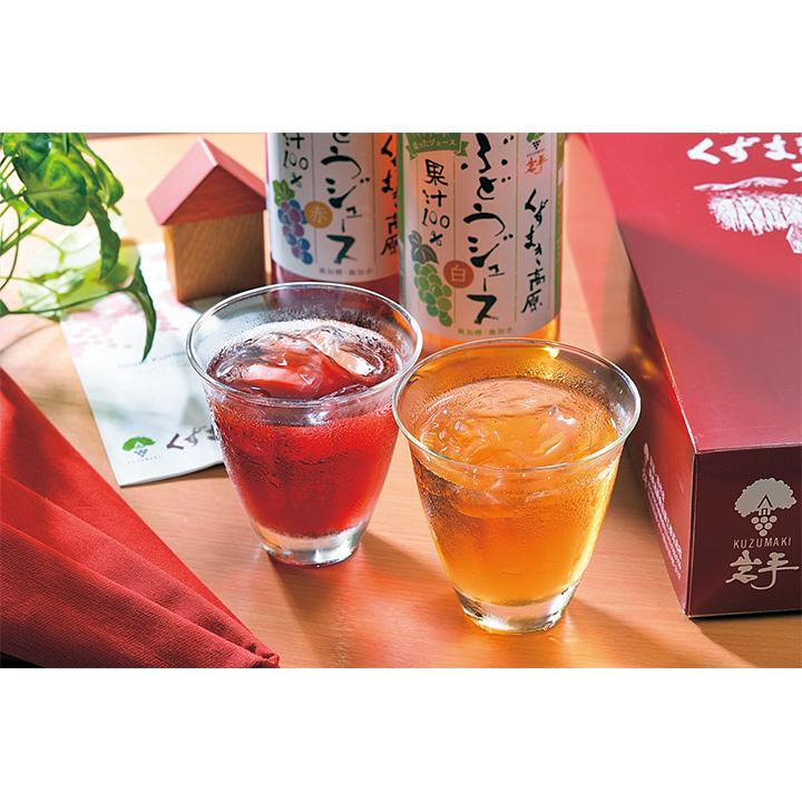 [㈱岩手くずまきワイン]くずまき高原ジュースセット KJW-22     【送料込】の商品画像