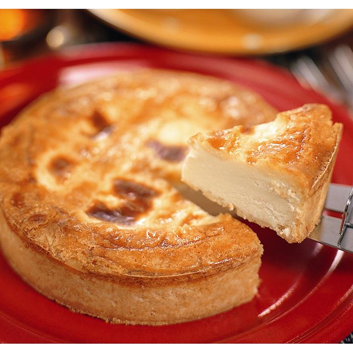 [トロイカ]ベークドチーズケーキ【送料込】の商品画像