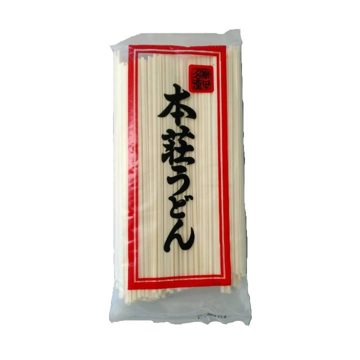秋田【伊藤製麺】本荘うどんの商品画像
