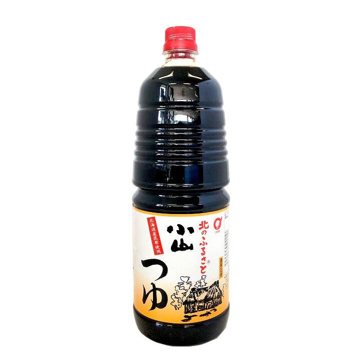 岩手【小山製麺】小山つゆの商品画像