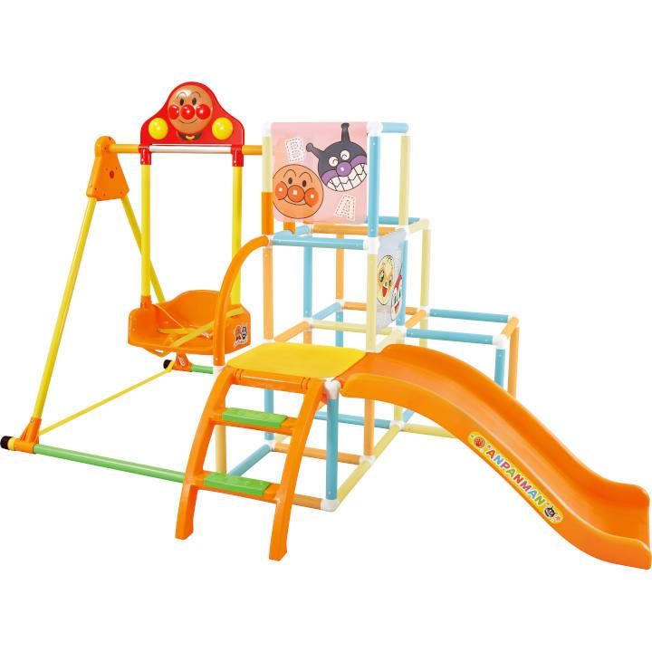 [アガツマ]アンパンマン うちの子天才ブランコパークDX ボール付の商品画像