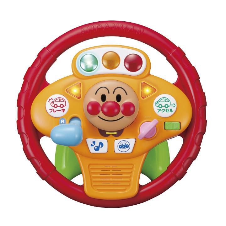 [アガツマ]アンパンマン ミュージックでGO!のりのりドライブハンドルの商品画像