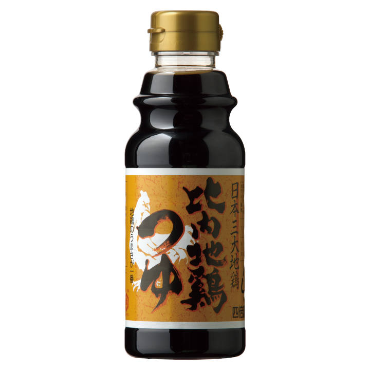 [秋田]キッコーナン比内地鶏つゆ320mlの商品画像