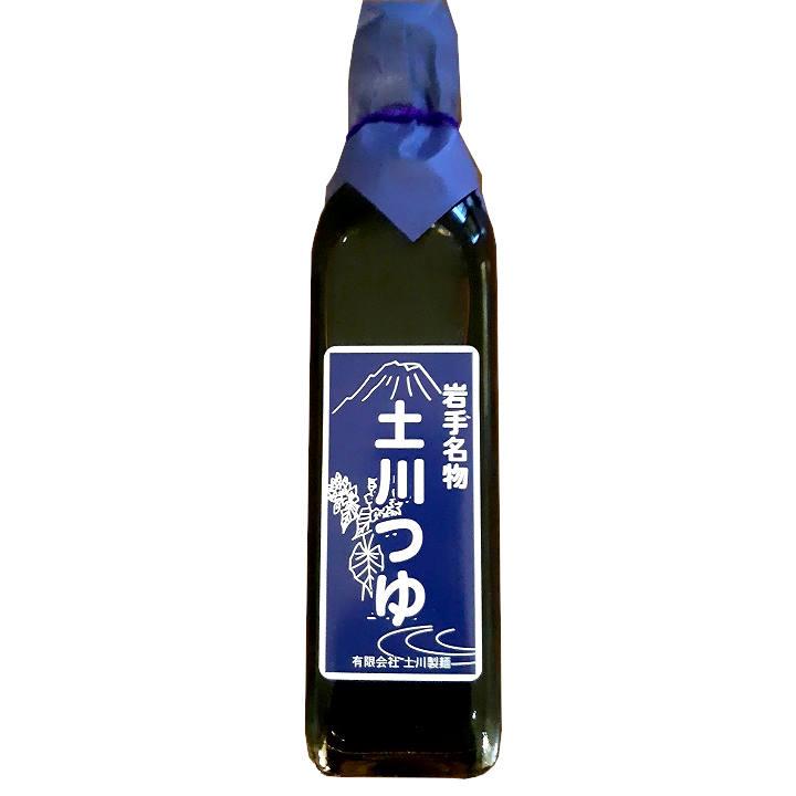 岩手【土川製麺】土川つゆの商品画像