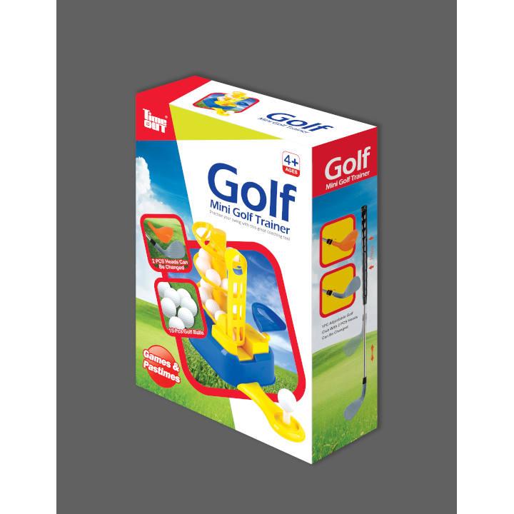[友愛玩具]ゴルフトレーナー*お家の中遊び用の商品画像