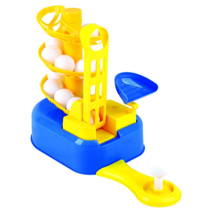 [友愛玩具]ゴルフトレーナー*お家の中遊び用の商品画像 (2)