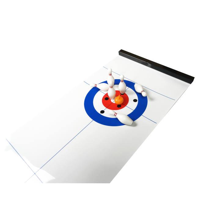 [友愛玩具]カーリング&ボーリングゲーム*お家の中遊び用の商品画像 (3)