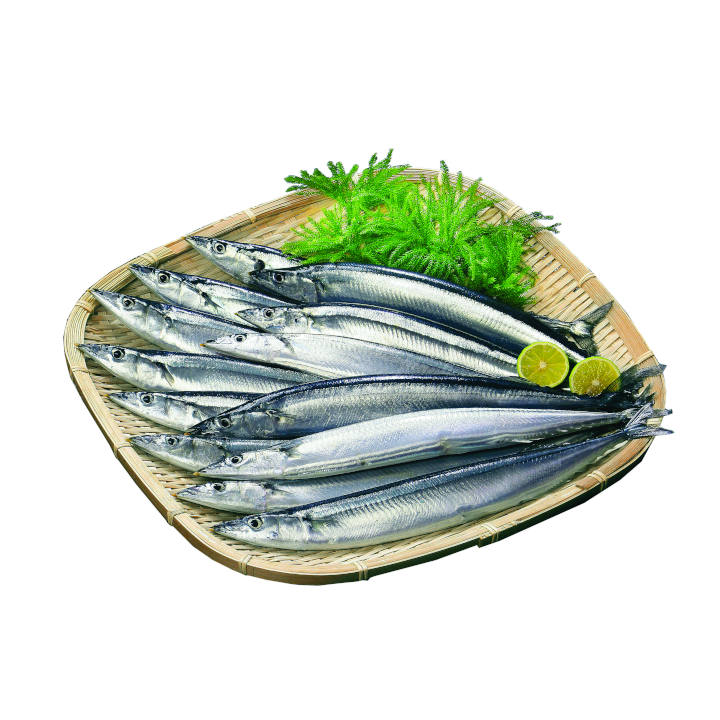 [岩手]三陸産 生さんま5尾+蒲焼120g×2の商品画像 (3)